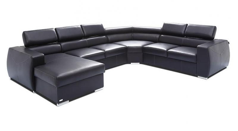 Narożnik Vento Skórzany Rozkładany Sklep Your Sofa