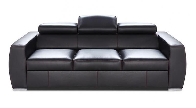 Sofa VENTO 3 osobowa skórzana