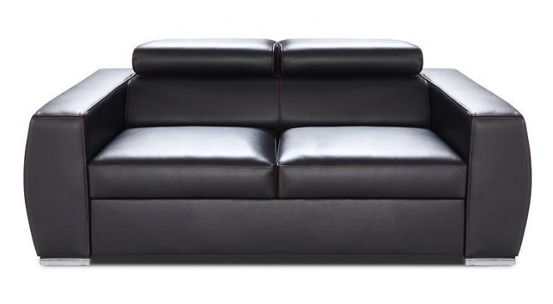 Sofa VENTO 2 osobowa skórzana