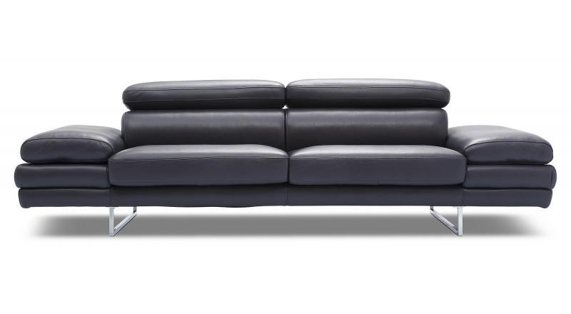 BRUNO designerska i komfortowa sofa. Polecamy ją szczególnie we włoskich skórach naturalnych.