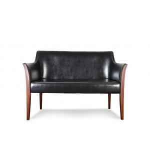 BARI sofa ze skóry naturalnej