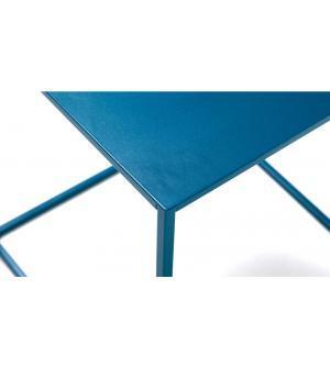 Stolik - dostawka LOFT 9022 col. niebieski