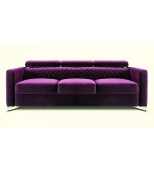 MENTOR komfortowa sofa 3 osobowa.