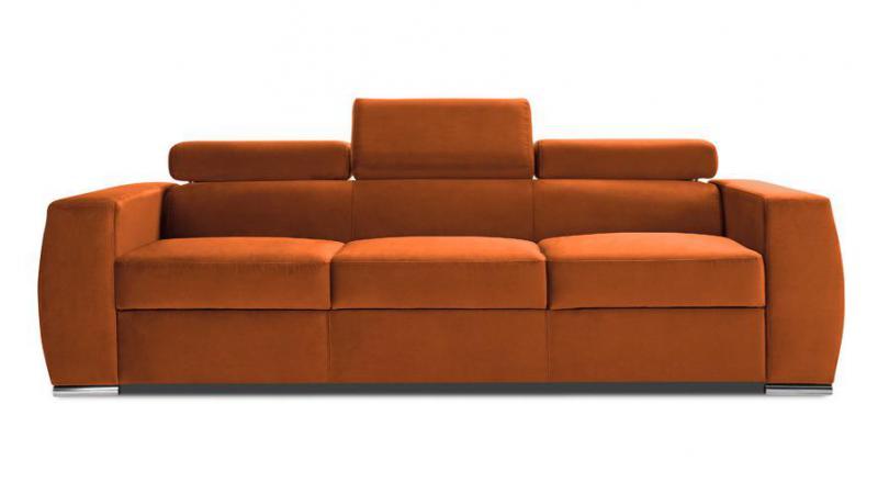 VENTO sofa 3 osobowa rozkładana
