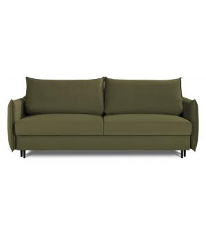 Sofa EGO 3 osobowa rozkładana w tkaninie Monolith 38