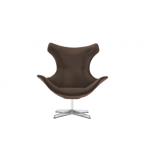 Fotel MIRASOL w tkaninie MONOLITH 15