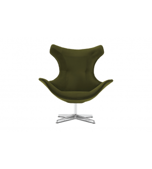Fotel MIRASOL w tkaninie MONOLITH 38