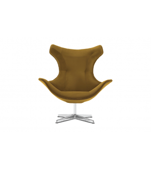 Fotel MIRASOL w tkaninie MONOLITH 48