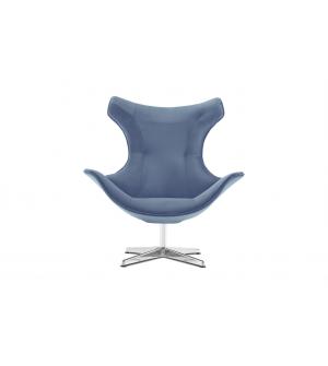 Fotel MIRASOL w tkaninie MONOLITH 70