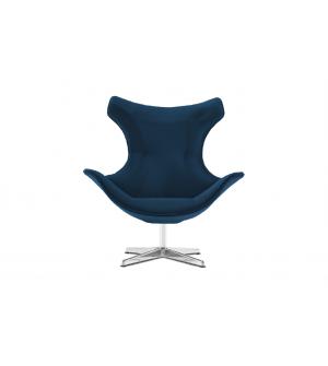 Fotel MIRASOL w tkaninie MONOLITH 77