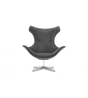 Fotel MIRASOL w tkaninie MONOLITH 85