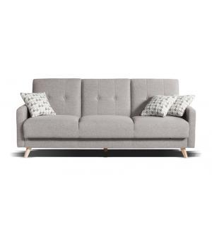 Sofa SCANDI 3 osobowa w tkaninie Softi 09 by Magic Home