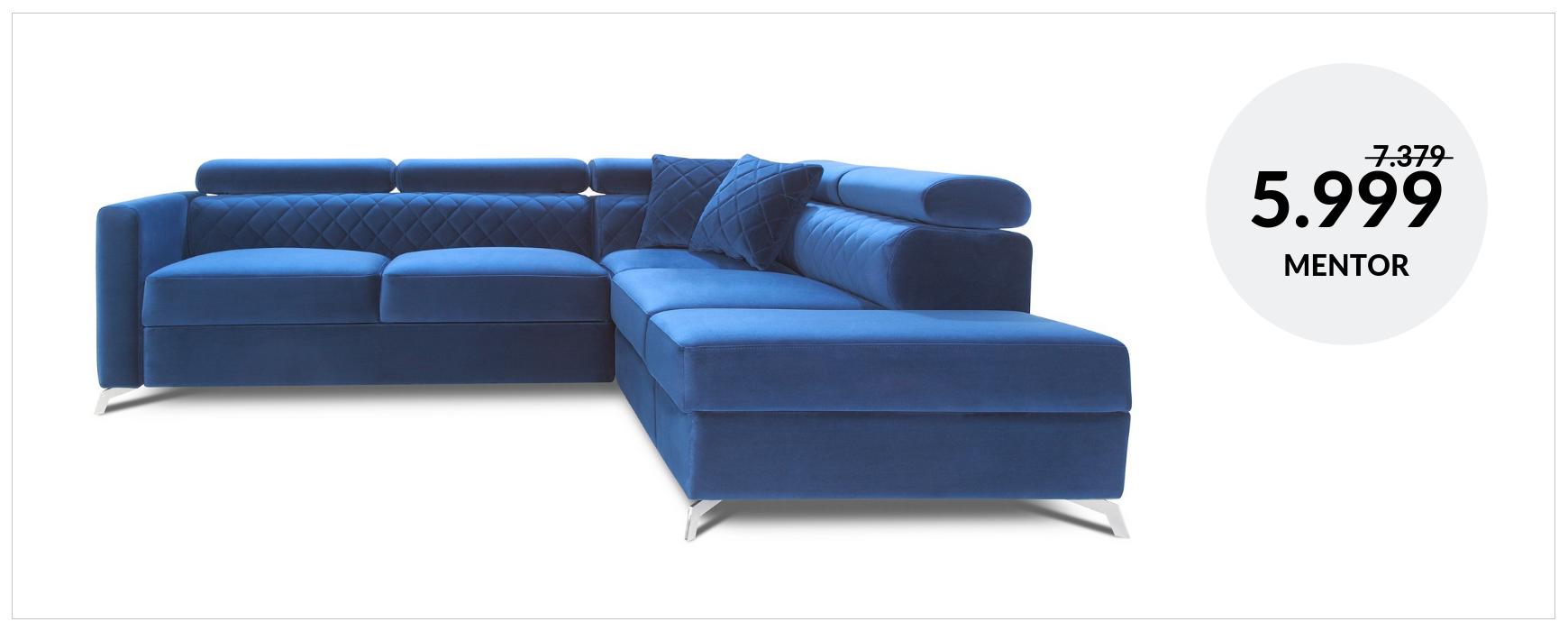Poznaj nasze wyjątkowe kolekcje komfortowych narożników.